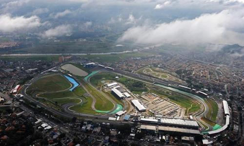 Гран-при Бразилии. Заключительный этап.