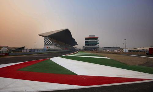 Дебют. Гран При Формулы-1 в Индии