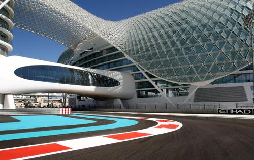 18-й этап формулы 1. Гран При Абу-Даби