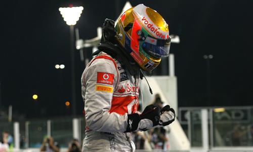 Хэмилтон победил на Гран При Абу-Даби