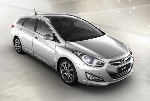 Hyundai представила конкурента европейским седанам