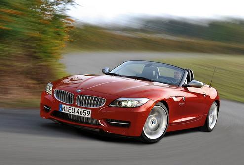 Компания BMW представила наследника Z4 M
