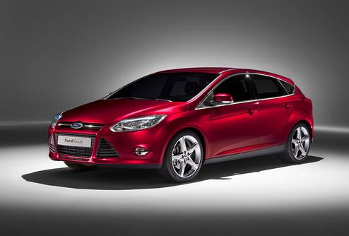 Компания Ford официально представила новый «Фокус»