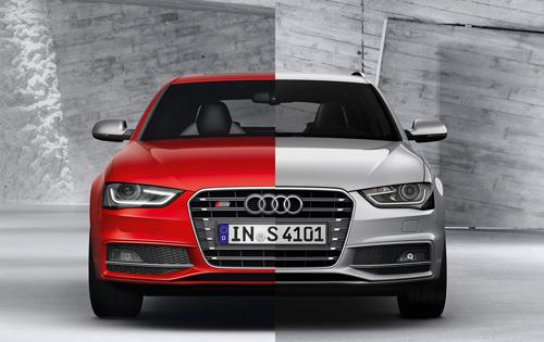 Audi S4 Sedan & Avant 2012