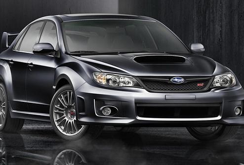 Subaru превратила самую мощную «Импрезу» в седан