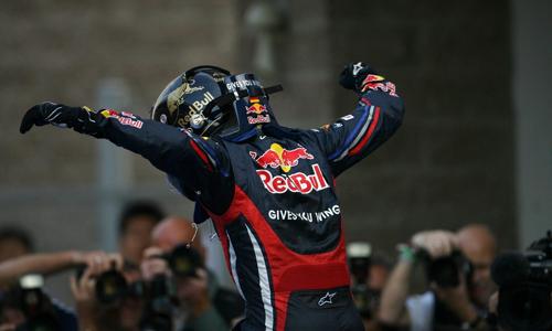 Себастьян Феттель выиграл гонку Формулы-1 в Южной Корее