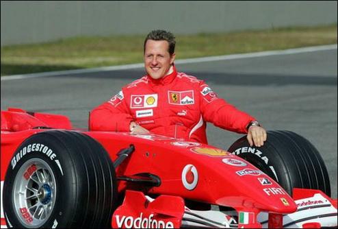 Шумахер завершил первые тесты перед возвращением в «Формулу-1»