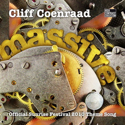 Cliff Coenraad - Massive (Sunrise 2010 Anthem) (2010)