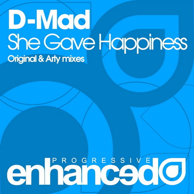 D-Mad - She Gave Happiness (2010)