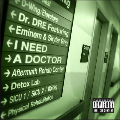 Dr.Dre Feat. Eminem & Skylar Grey - I Need A Doctor (2011)