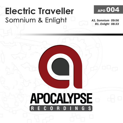 Electric Traveller - Somnium / Enlight (2010)